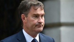 David Gauke has blamed those who take the Class A drug at dinner parties.