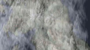 clse up of northern UK satellite image 4.15pm 7th April 2012