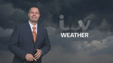 Wales weather: Warm, humid and mostly dry!