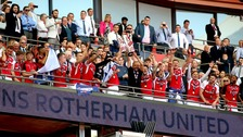Rotherham lift trophy