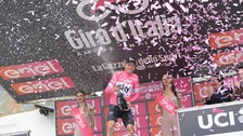 Chris Froome wins Giro d'Italia