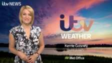 Kerrie Gosney has your latest weather forecast.
