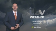 Wales weather: Warm sunshine with a risk of thundery showers