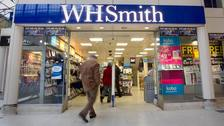 WHSmith has been rated the worst high street retailer in the UK this year.