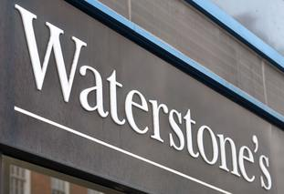 Waterstones was among the top rated shops.