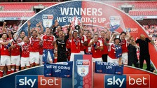 Rotherham United seal instant return to the Championship