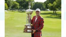 Hampshire's Justin Rose wins ninth PGA title
