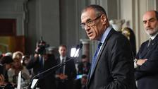 Carlo Cottarelli is a former International Monetary Fund official and specialist in budget-slashing.