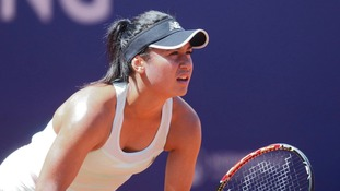 Watson through to French Open second round after straight sets win