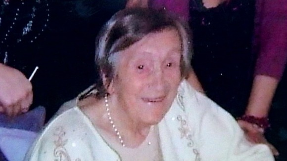 Bella Bailey, Julie's mother, died at Stafford Hospital in 2007