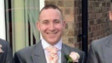 Nathan Marshall, 30, from Reddish, died in hospital after he was hit by the black Audi A4 outside the Salisbury Club in Stockport