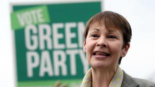 Caroline Lucas won't run again to lead the Green Party