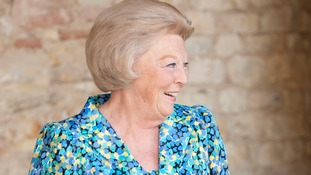 Queen Beatrix of Netherland