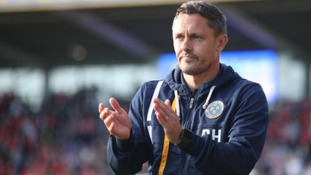 Shrewsbury boss Paul Hurst confirmed as new Ipswich Town manager