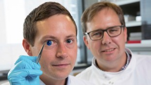 First 3D printed human corneas made by Newcastle University scientists