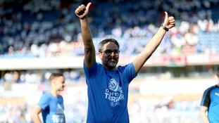 Wagner signs new Huddersfield deal