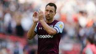John Terry to leave Aston Villa after one season at Villa Park