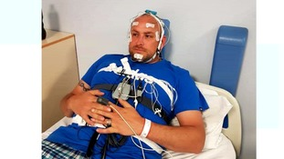 Former boxer's warning as he fights degenerative brain condition