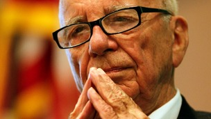 News Corp Chairman and CEO Rupert Murdoch in August 2012