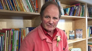 Sir Michael Morpurgo has revealed a secret battle with cancer of the larynx.
