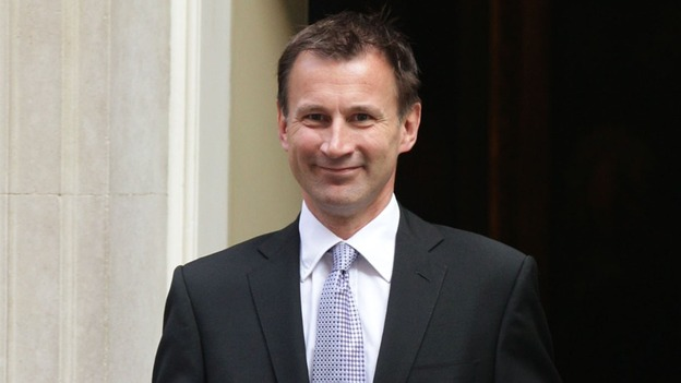 Jeremy Hunt is 'sceptical of legislation' to restrict sugar in foods