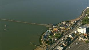 Southend pier is the longest pleasure pier in the world.