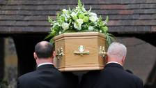 The competition watchdog is investigating funeral costs.
