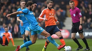 Andrew Shinnie: Luton Town sign midfielder on permanent basis