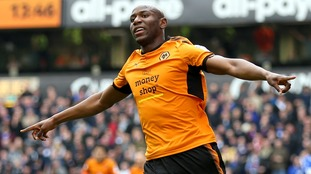 Wolves set to sign Benik Afobe from Bournemouth