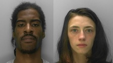 Alistair Walker and Hannah Henry have been sentenced over the death of their baby boy Ah'Kiell.