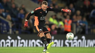 Huddersfield Town sign Ben Hamer from Leicester City