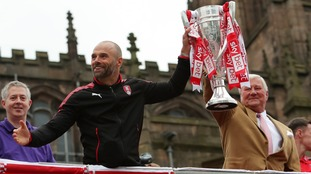Paul Warne signs new deal at Rotherham United