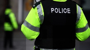 NI police officer numbers hit new low