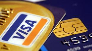 Visa said it is now operating at near-normal levels