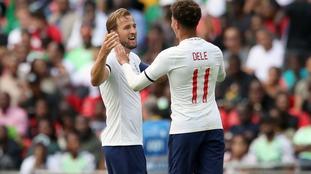World Cup warm-up: England 2-1 Nigeria
