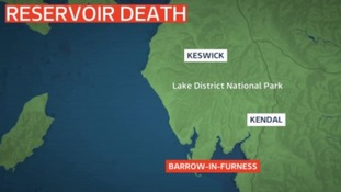 Kendal man dies after being rescued from a Cumbrian reservoir