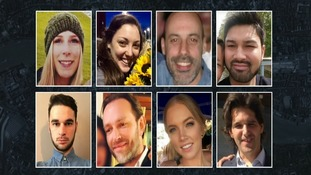 Eight people were killed in the London Bridge attack.