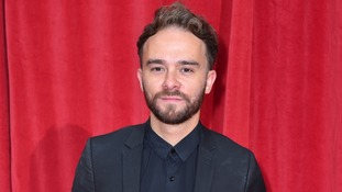 Coronation Street actor Jack P. Shepherd shares daughter's adorable reaction to his British Soap Awards win