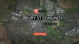 Woman sexually assaulted in Bury St Edmunds
