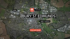 The woman was sexually assaulted in Cullum Road.
