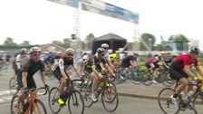The Tour of Cambridgeshire is a chance for amateur riders to compete in pro conditions on closed roads.