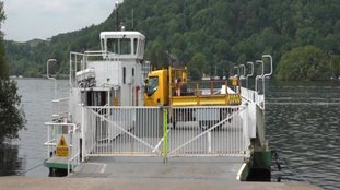 Windermere Ferry closed for weeks