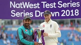 England level series with dominant win by and innings in second test against Pakistan at Headingley