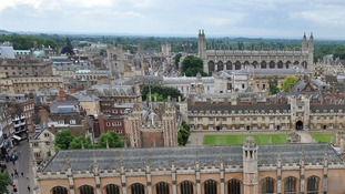 Cambridge University calls for help to improve diversity