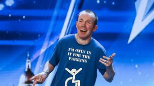 Who is BGT winner Lost Voice Guy?