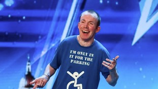 Lee Ridley has won a spot at The Royal Variety Performance