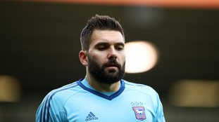 Ipswich Town goalkeeper Bartosz Bialkowski called up to Poland's World Cup squad