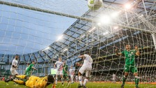 Republic of Ireland clinch victory over United States