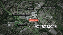 Police officers in Essex are investigating the stabbing of a teenager in Chelmsford High Street.