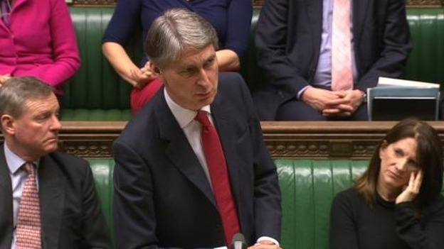 Philip Hammond i